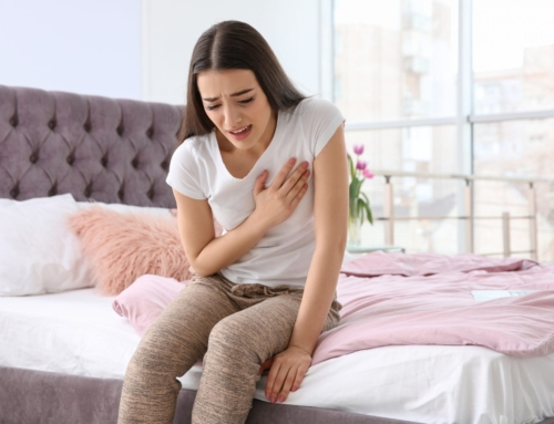 Functional Heart Problems Caused by Underlying Lyme Disease!