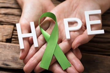 The Green Ribbon represents Lyme Disease Awareness. Lyme disease or Lyme borreliosis is the most common tick-borne disease in the United States and Europe, and one of the fastest growing infectious diseases in the United States.
