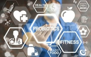 Probiotics are live microorganisms intended to provide health benefits when consumed, generally by improving or restoring the gut flora